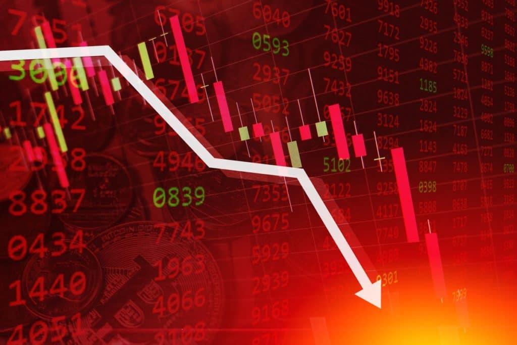 BIP Bruttoinlandsprodukt Wirtschaftabschwung